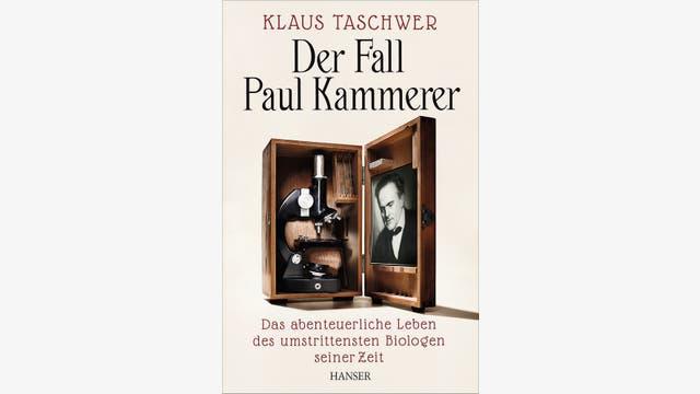 Klaus Taschwer: Der Fall Paul Kammerer