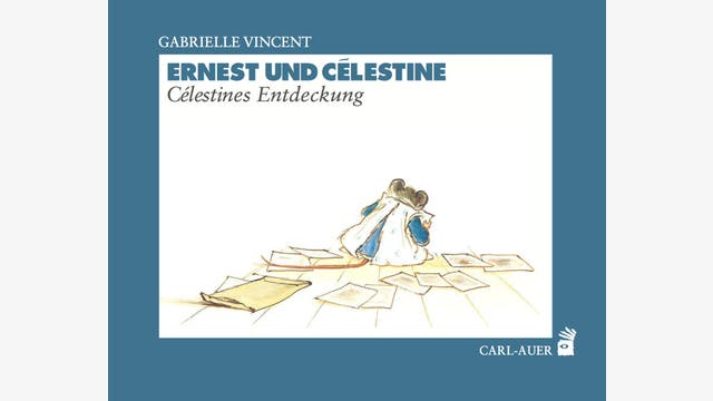 Gabrielle Vincent: Ernest und Célestine