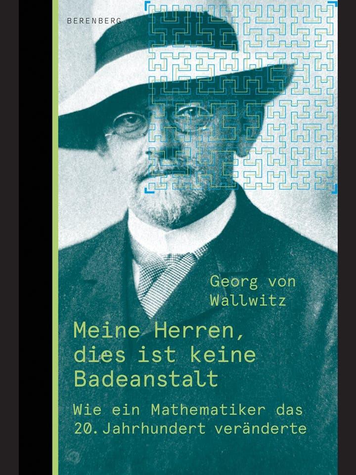 Georg von Wallwitz: Meine Herren, dies ist keine Badeanstalt