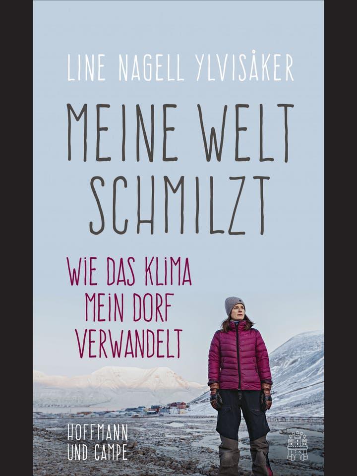 Line Nagell Ylvisåker: Meine Welt schmilzt