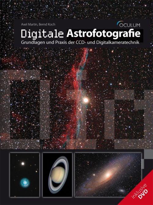 Digitale Astrofotografie, mit DVD-ROM