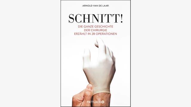 Arnold van de Laar: Schnitt!