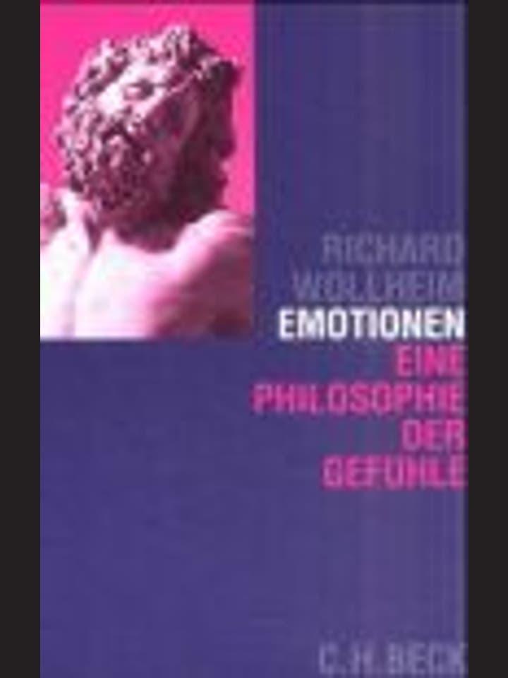 Richard Wollheim  : Emotionen
