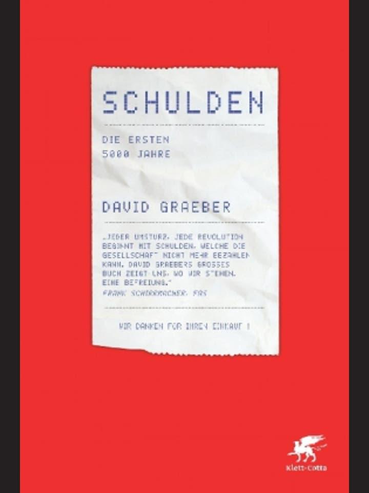David Graeber: Schulden