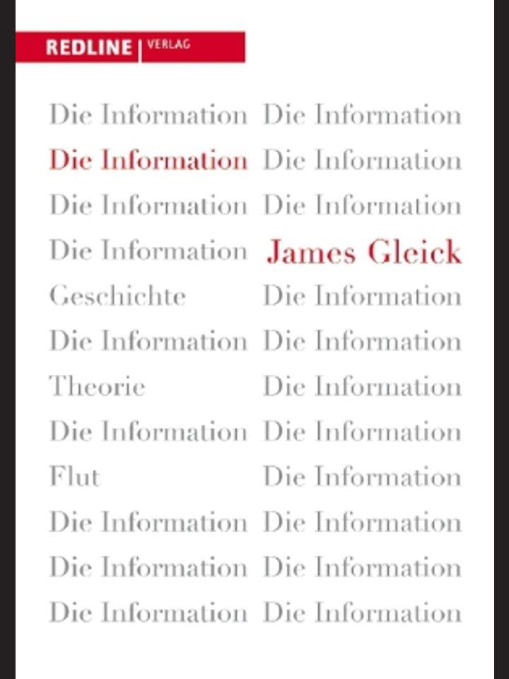 James Gleick: Information