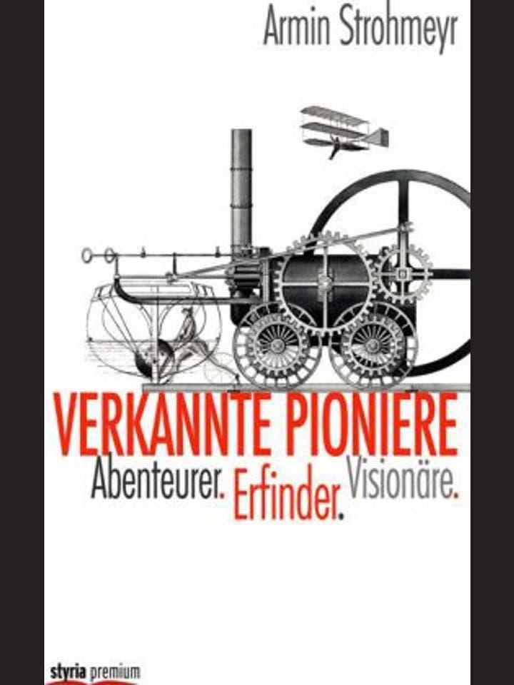 Armin Strohmeyr: Verkannte Pioniere