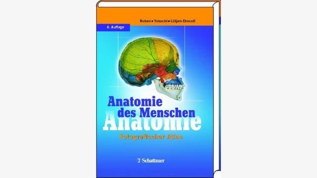 Johannes W. Rohen, Chihiro Yokochi, Elke Lütjen-Drecoll: Anatomie des Menschen