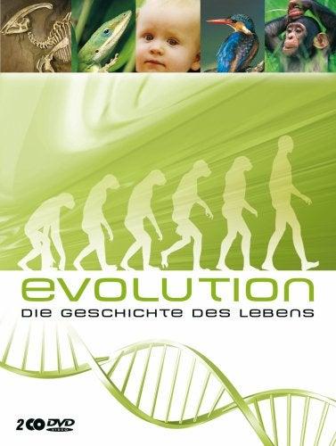 Evolution - Die Geschichte des Lebens, 2 DVD-Videos