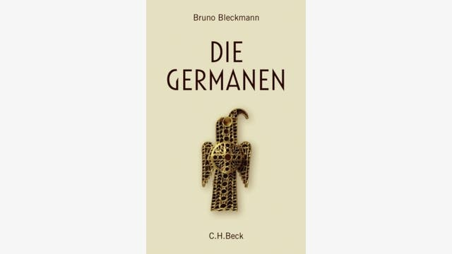 Bruno Bleckmann: Die Germanen