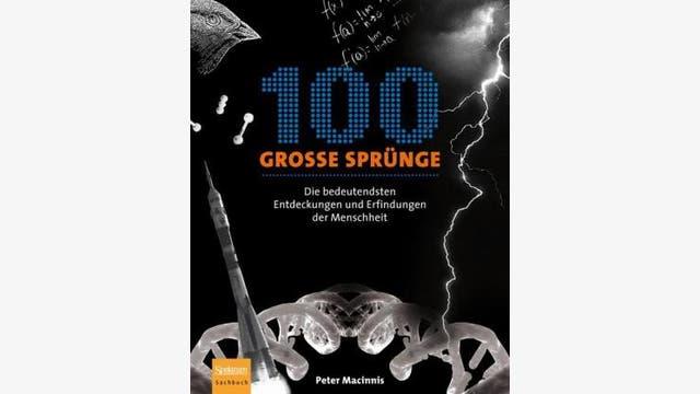 Peter Macinnis: 100 große Sprünge