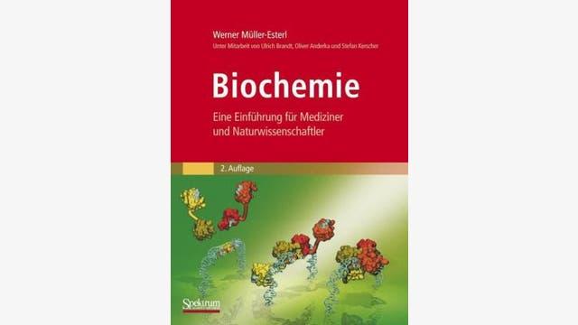 W. Müller-Esterl: Biochemie