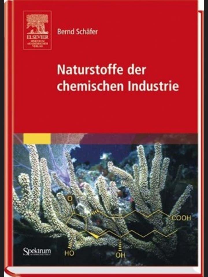 B. Schäfer: Naturstoffe in der chemischen Industrie