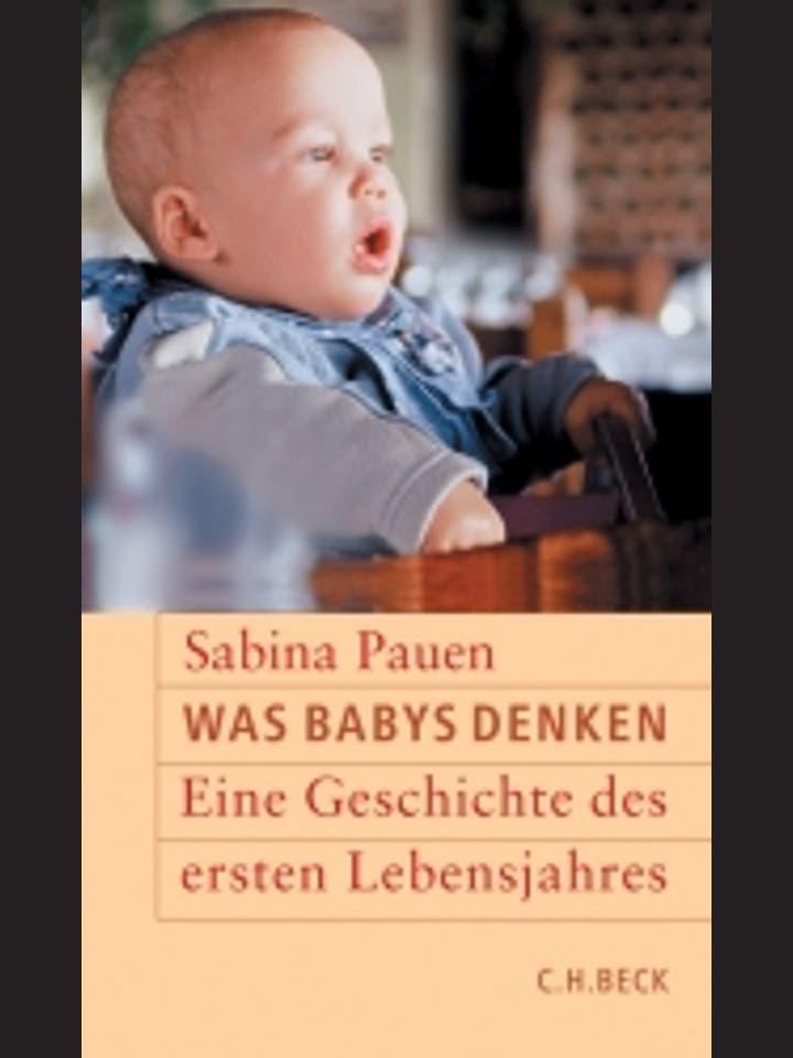 Sabine Pauen: Was Babys denken