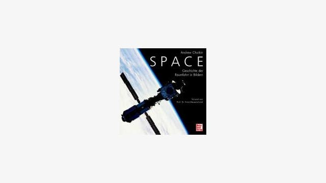 Andrew Chaikin: Space