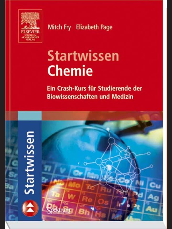 Mitch Fry, Elizabeth Page: Startwissen Chemie: