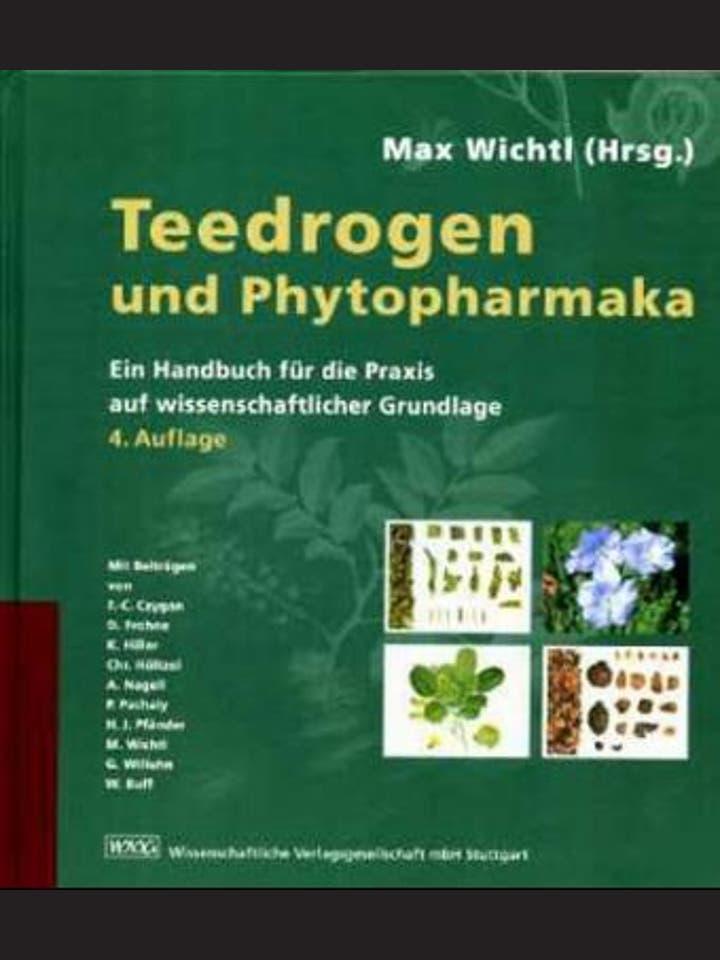 Max Wichtl    : Teedrogen und Phytopharmaka