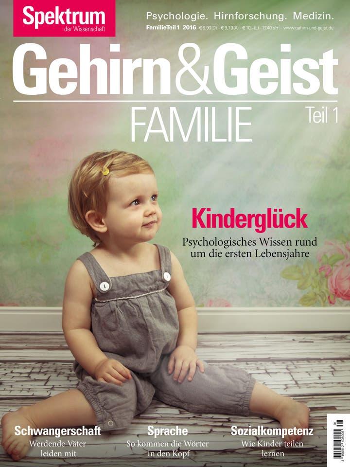 Gehirn&Geist Familie Teil 1<br /> Kinderglück