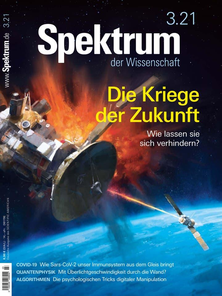 Spektrum der Wissenschaft 3/2021