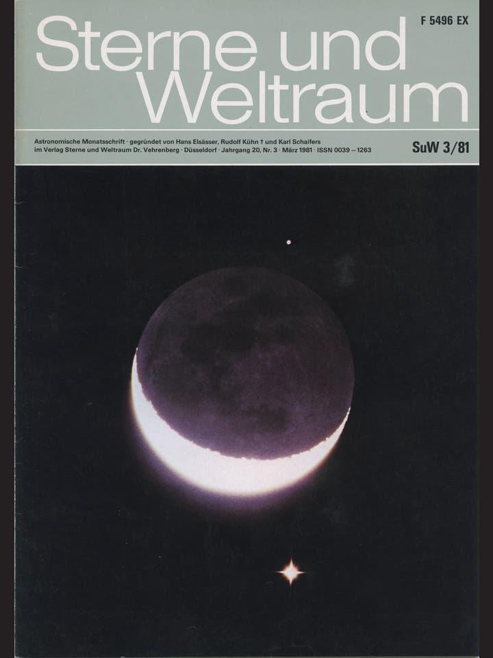 März 1981