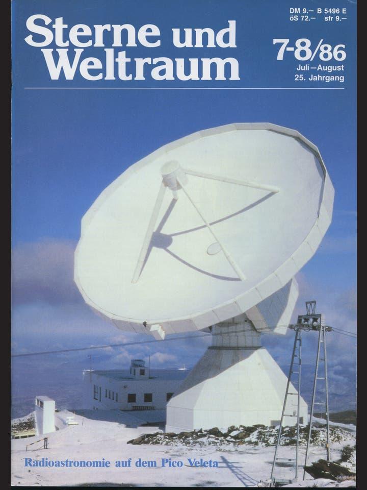 Juli / August 1986