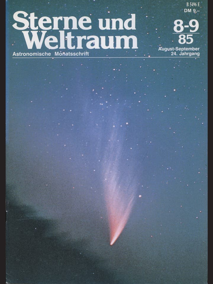 August / September 1985
