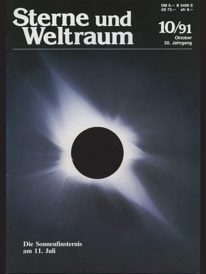 Oktober 1991