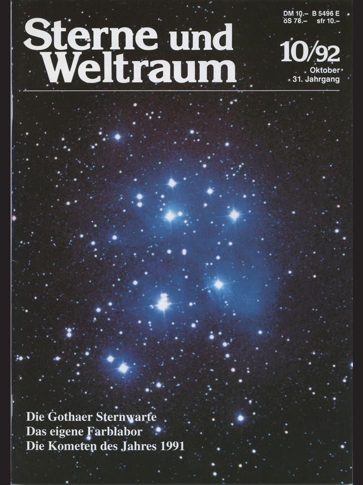 Oktober 1992