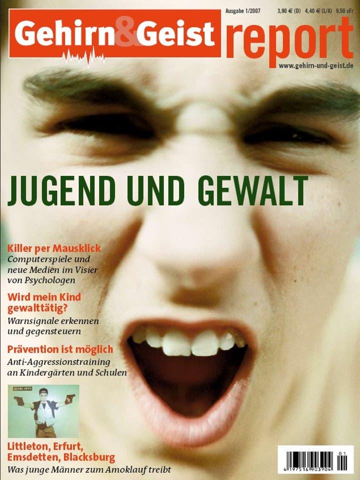 Report Jugend und Gewalt