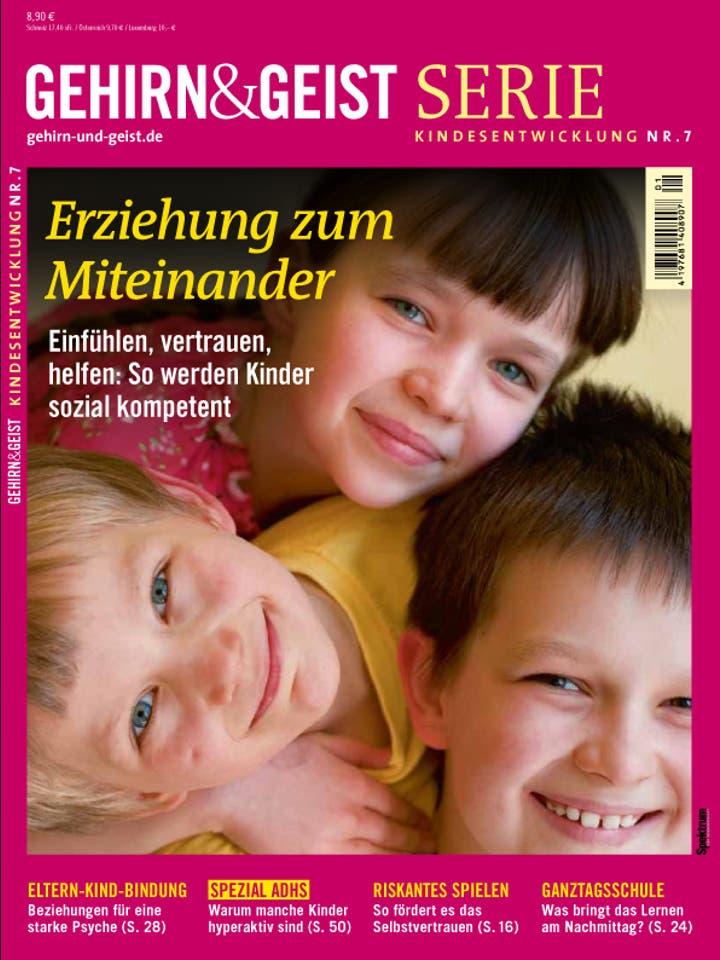 Serie Kindesentwicklung Nr. 7