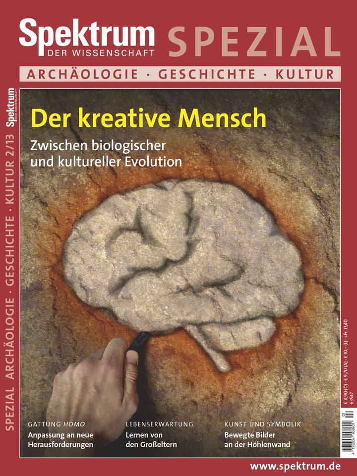Spezial Archäologie - Geschichte - Kultur 2/2013
