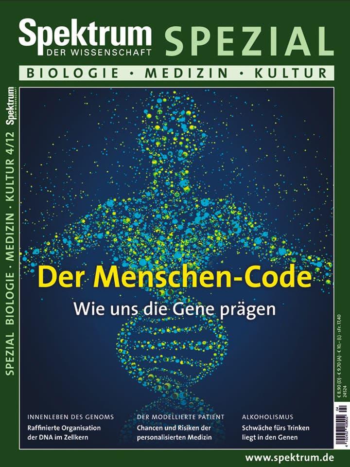 Spezial Biologie - Medizin - Kultur 4/2012