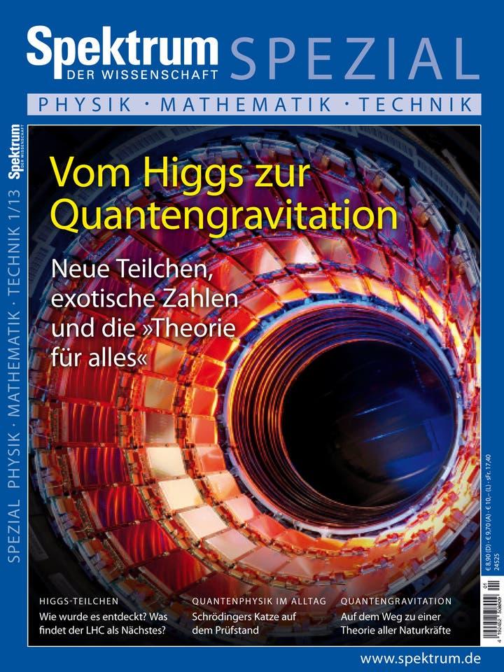 Spezial Physik - Mathematik - Technik 1/2013