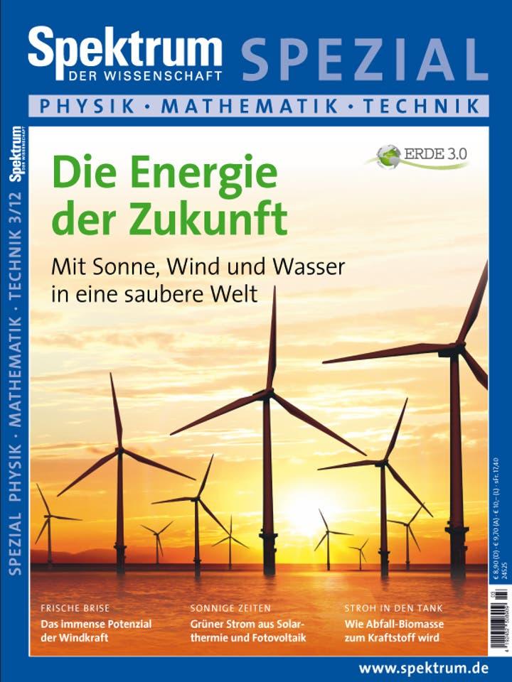 Spezial Physik - Mathematik - Technik 3/2012