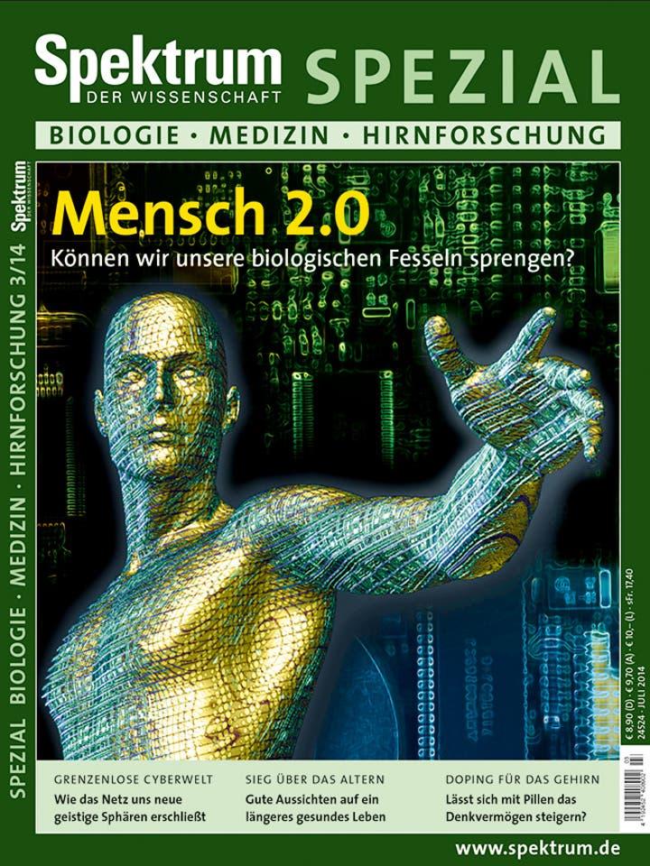 Spezial Biologie - Medizin - Hirnforschung 3/2014