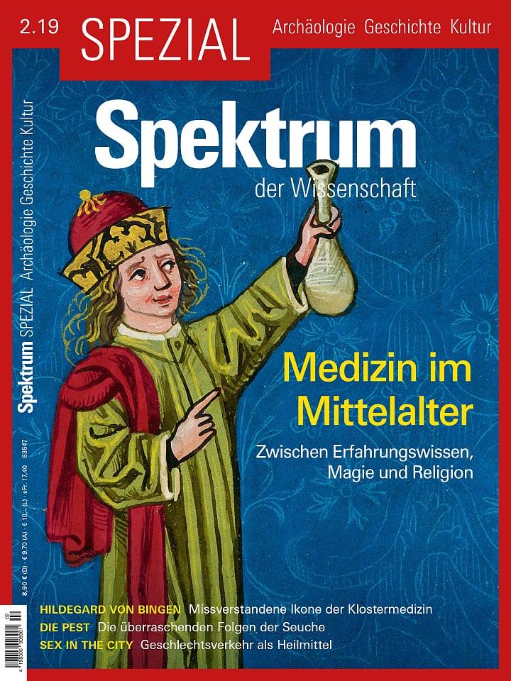 Spezial Archäologie - Geschichte - Kultur 2/2019