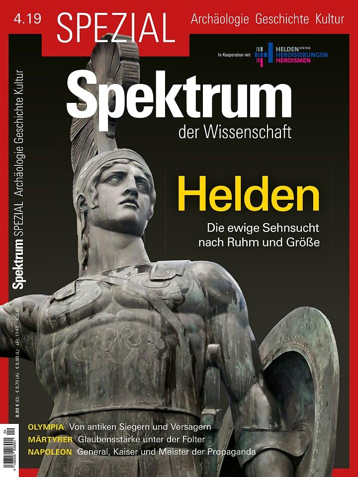 Spezial Archäologie - Geschichte - Kultur 4/2019