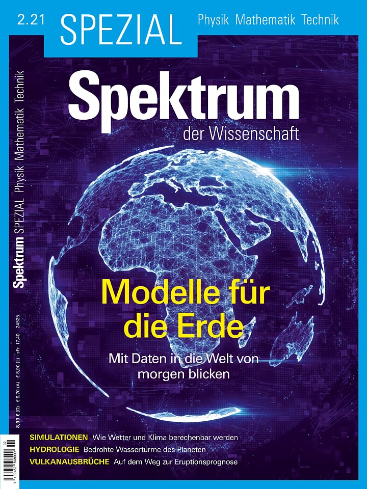 Spezial Physik - Mathematik - Technik 2/2021