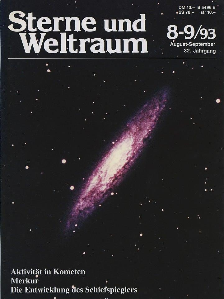 August / September 1993