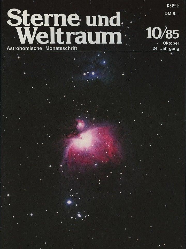 Oktober 1985