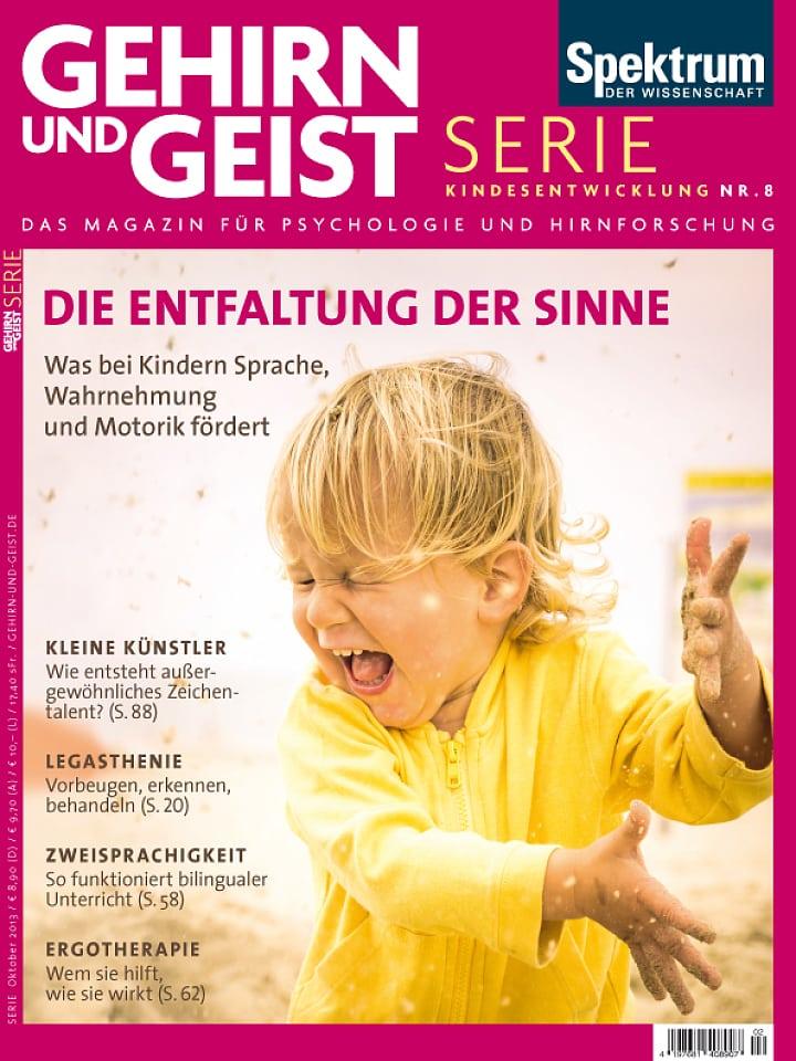 Serie Kindesentwicklung Nr. 8