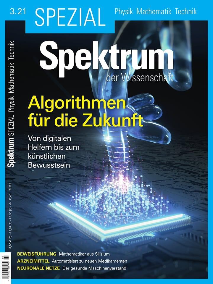 Spezial Physik - Mathematik - Technik 3/2021