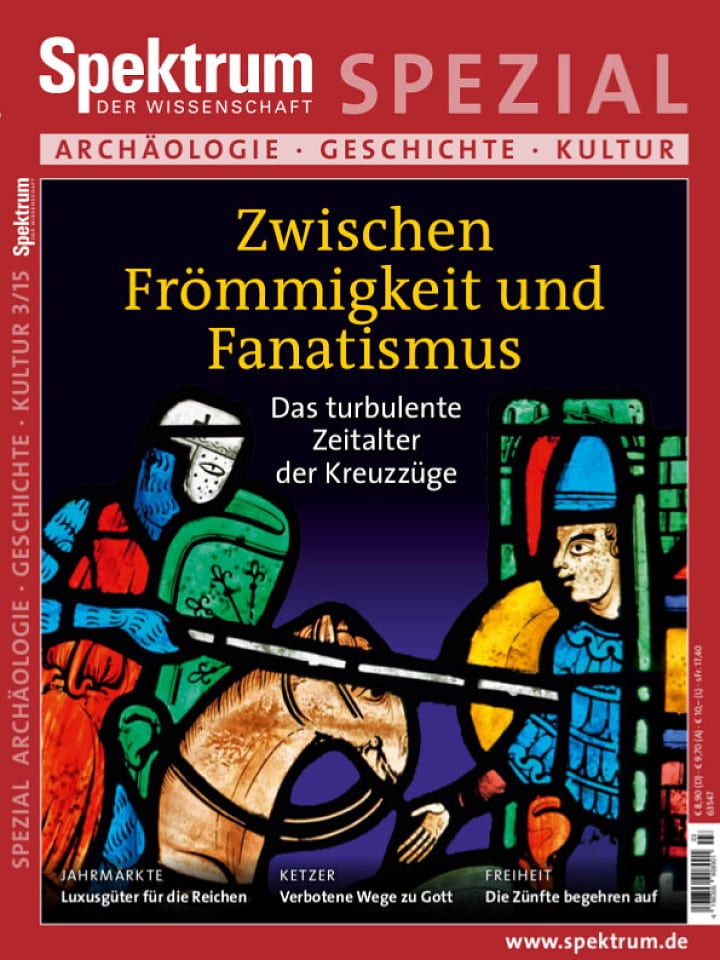 Spezial Archäologie - Geschichte - Kultur 3/2015