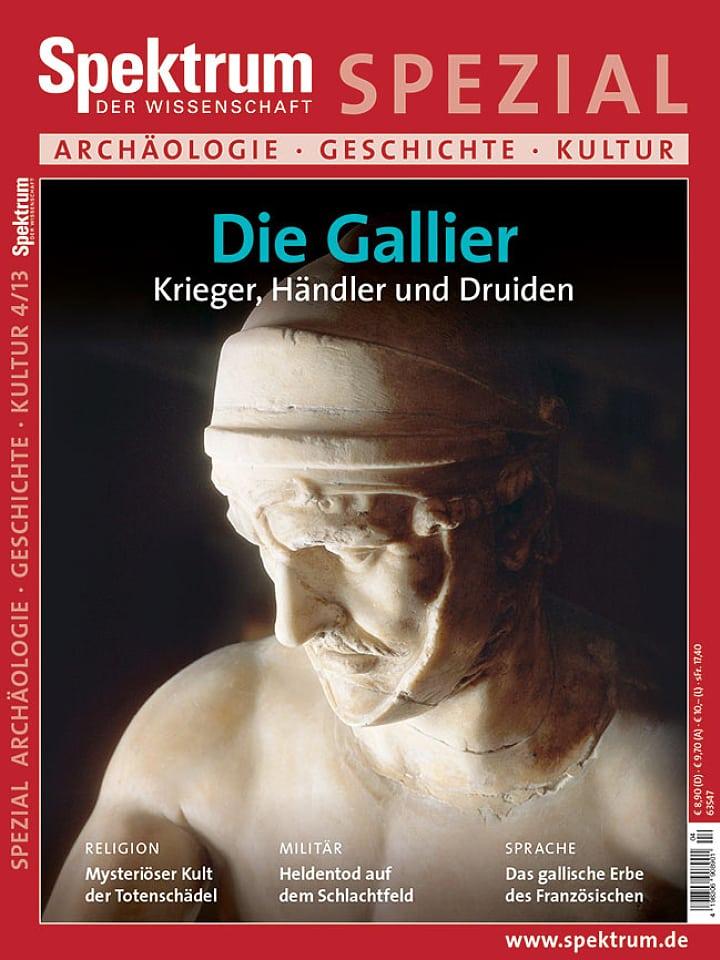 Spezial Archäologie - Geschichte - Kultur 4/2013