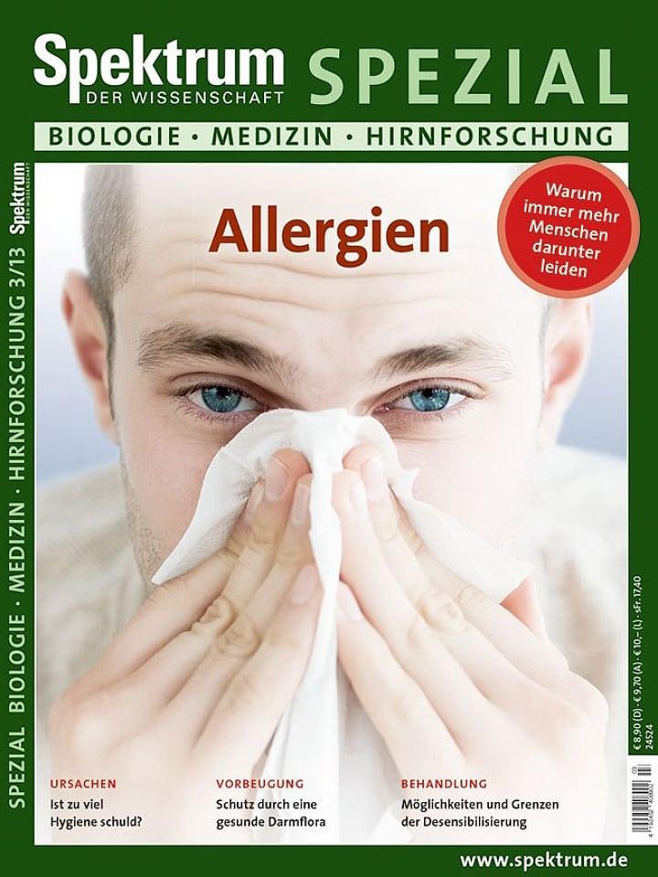 Spezial Biologie - Medizin - Hirnforschung 3/2013