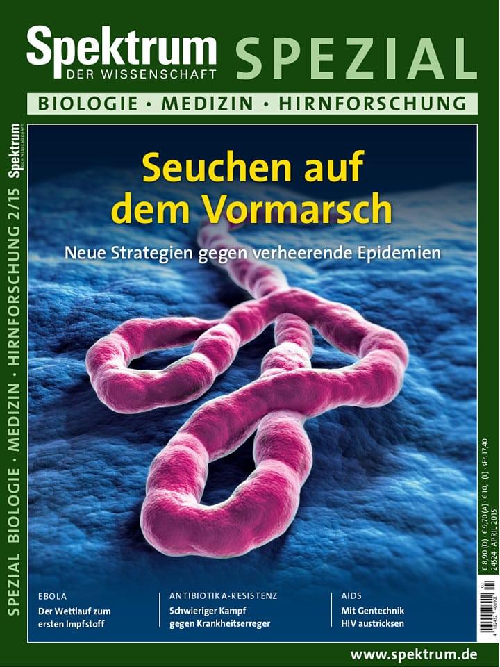 Spezial Biologie - Medizin - Hirnforschung 2/2015