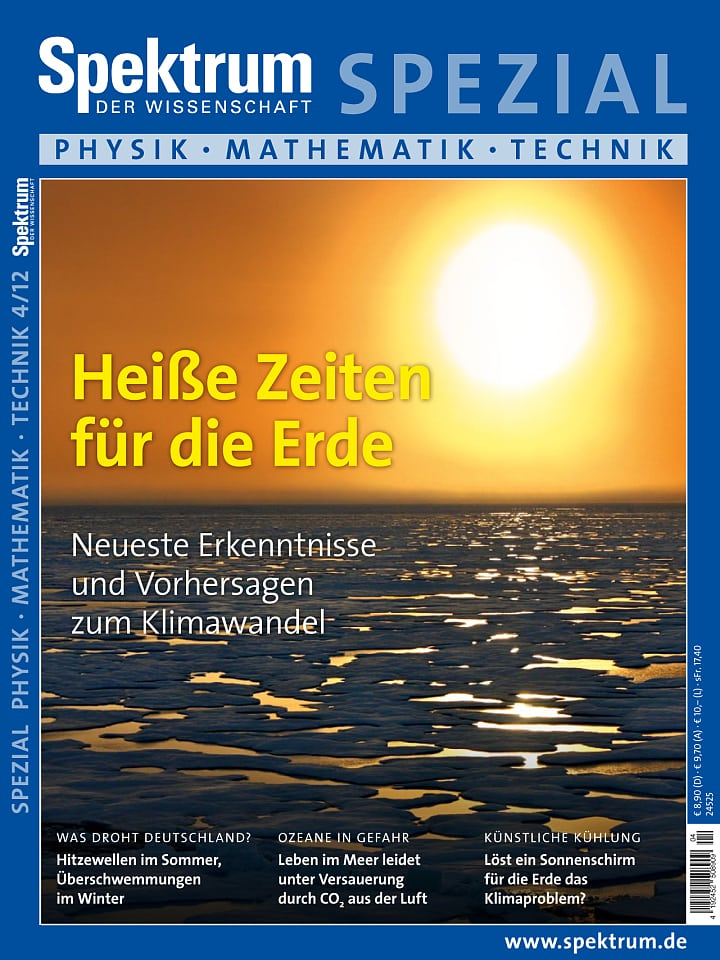 Spezial Physik - Mathematik - Technik 4/2012
