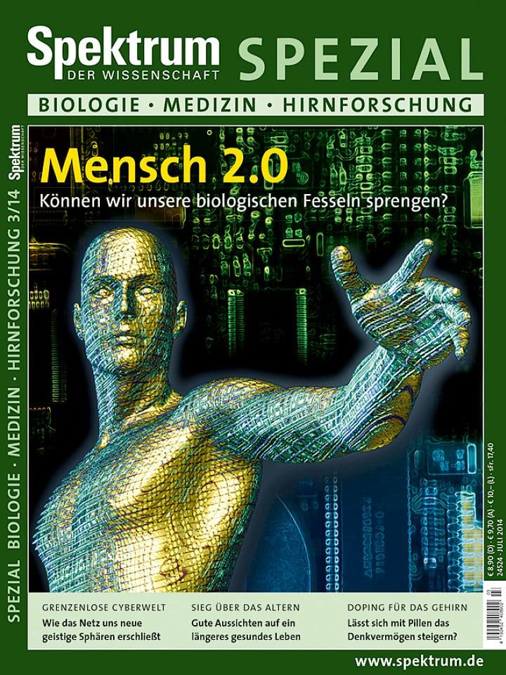 Spezial Biologie – Medizin – Hirnforschung 3/2014