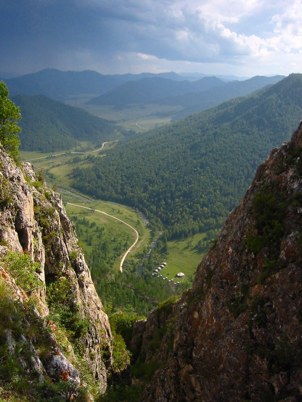 Altai-Gebirge: Heimat mehrere Menschenformen in der Eiszeit