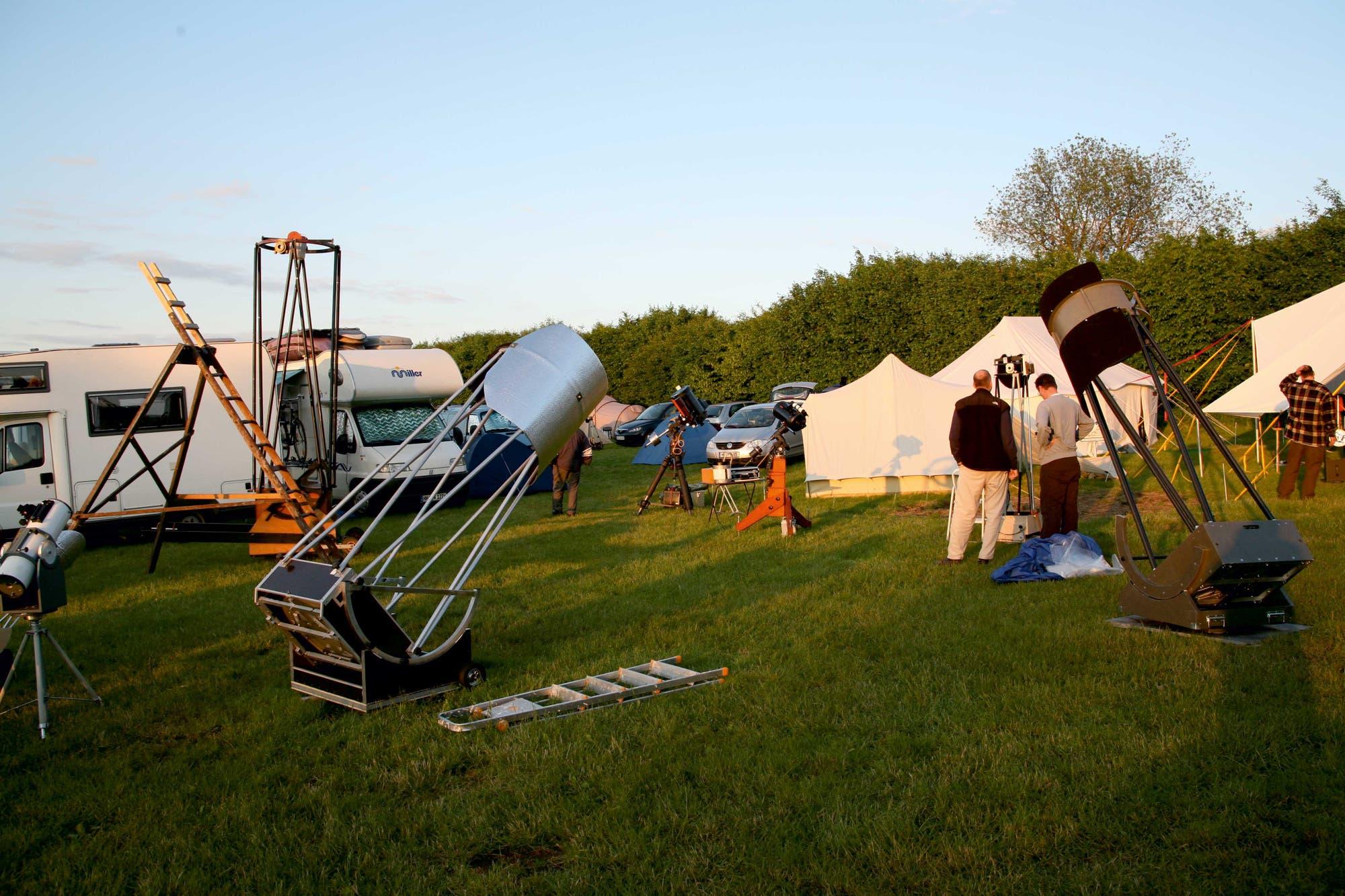 Dobson-Teleskope