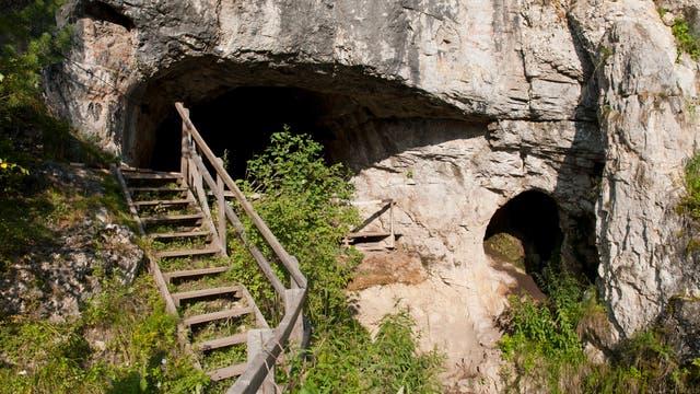 Die Denisova-Höhle